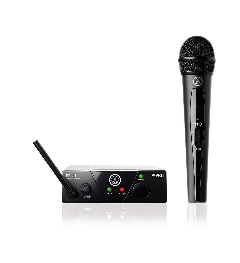 AKG WMS 40 mini voc set ( mikrofon wokal do ręki )