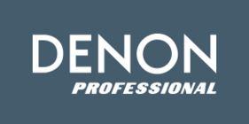 denon pro logo
