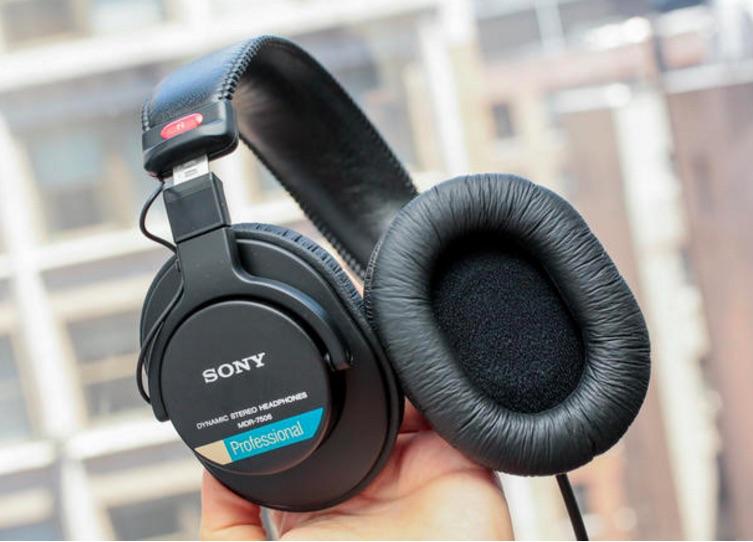 Sony MDR 7506 Studyjne słuchawki dynamiczne, zamknięte